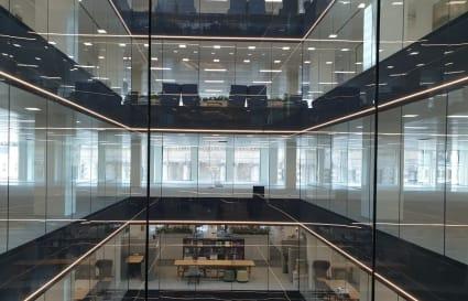 38 Desk Private Office