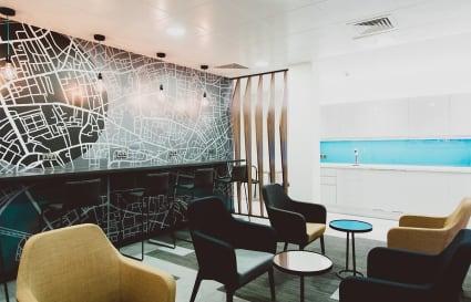 120 desk Private Office