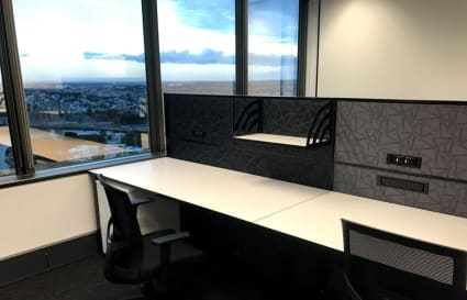 Permanent + Dedicated Desk, co-working at The Gold Tower on Eagle Street