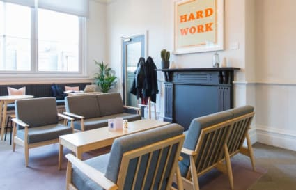 10 Person private office in East Side - Available 30th September