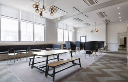 10 Person private office in East Side