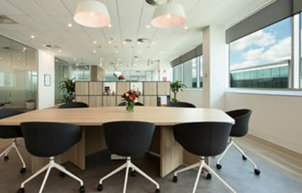 6 desk Private Office in Canberra