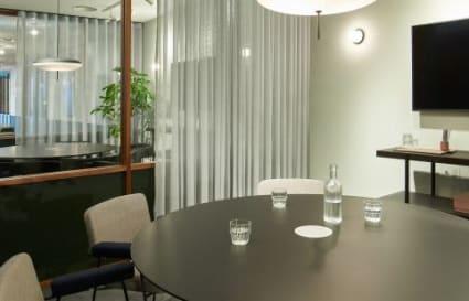 18 Person private office in One Canada Square