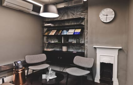 2 Person private office in Stanley Building - Available 1st June