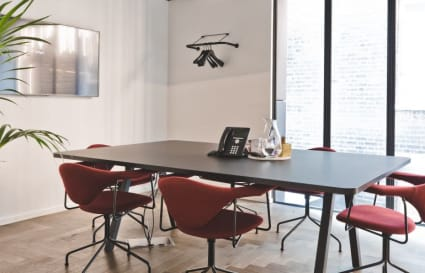 4 Person private office in Stanley Building - Available 1st June