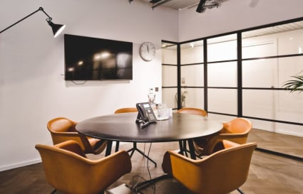 8 Person private office in Stanley Building - Available 3rd November