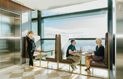 10 Person Internal Private Office