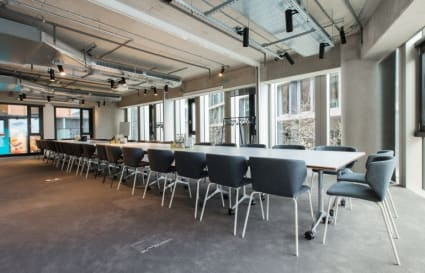 12 Person private office in Stanley Building - Available 1st September