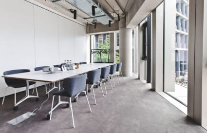 10 Person private office in Stanley Building - Available 1st September