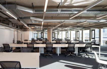 60 Person private office in Stanley Building - Available 1st July