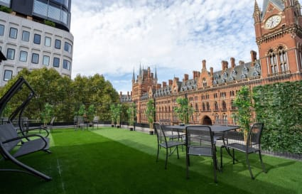 12 Person Office Available in King's Cross