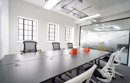 6 Person Office Available in King's Cross