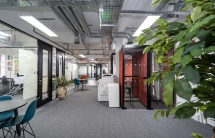 3 Person Office Available in King's Cross