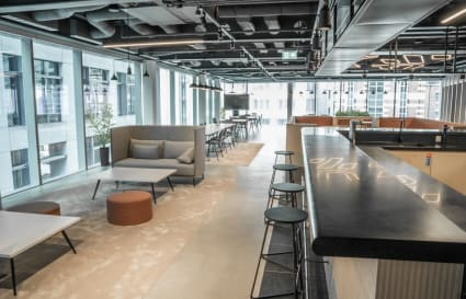 40 Person Office Available in Farringdon