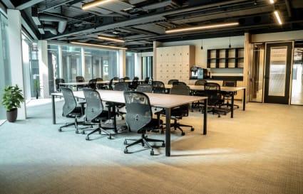Flexi Desks Available in Farringdon