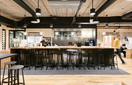 16 Person Office Space in 1 Mark Square