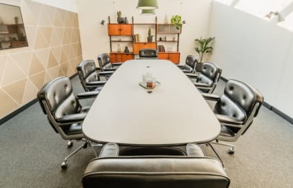 28 Person private office in Albert House