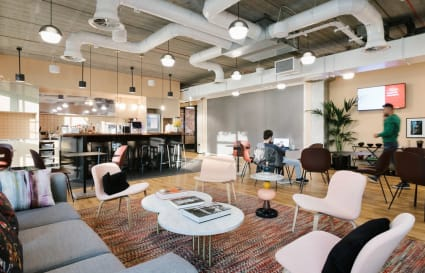 67 Person Office Space in 1 Mark Square
