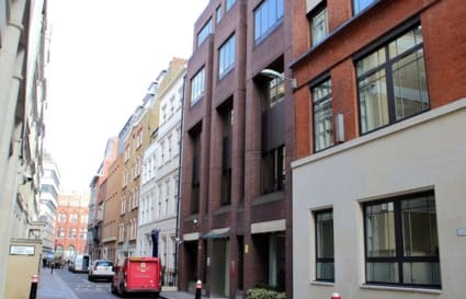 Private Office for 30 in Chancery Lane
