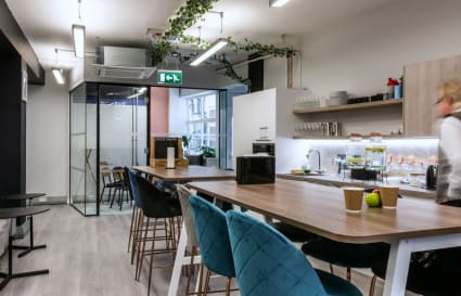 Private Office for 50 in Farringdon