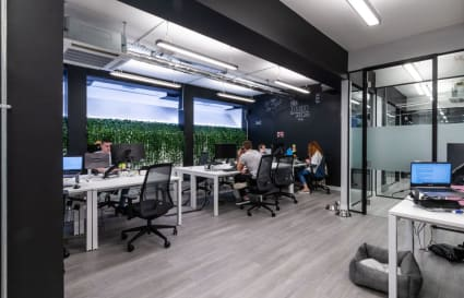 Private Office for 12 in Farringdon