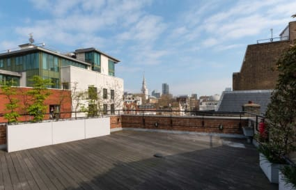 Private Office for 8 in Farringdon