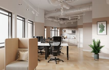Private Office for 20 in Farringdon