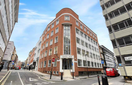 Private Office for 60 in Farringdon