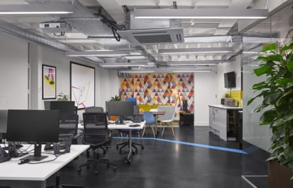 Private Office for 40 in Farringdon