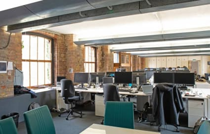 41 Person Office Available in Farringdon