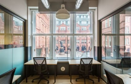 77 Person Office Space in  3 Waterhouse Square