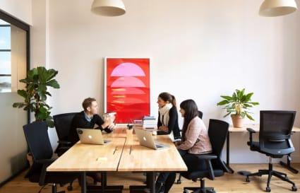 47 Person Office Space in Meard Street