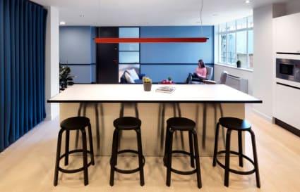 10 Person private office in Wardour Street