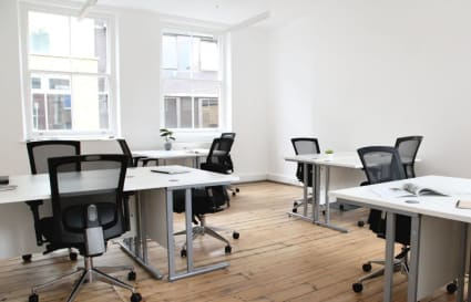 12 Person Office Available