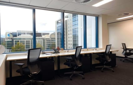 7 Person external office in Canberra