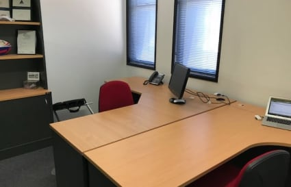 Private, Secure Office - 1-2 people