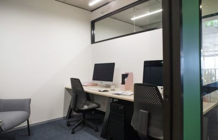 Modern Private Office for 2 in Silicon Cremorne