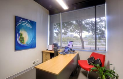 Riverfront offices available FOR LEASE in West End, Brisbane