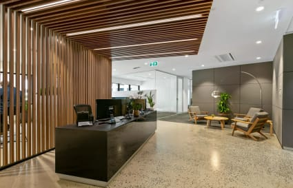 External Private Office for 4 person in Sydney C.B.D.