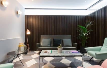 11 Person private office in Rivington Street