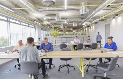 11 Person Private Office in Hammersmith