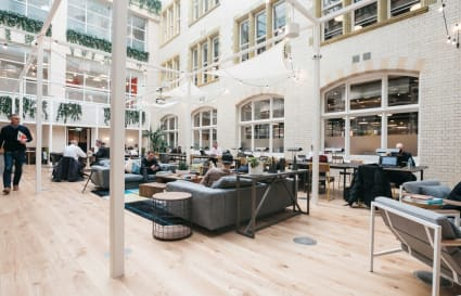 18  Person Office Space in  3 Waterhouse Square