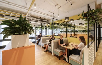 External Coworking Space