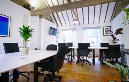 20 Person Private Office