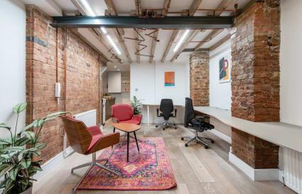 5 Person Private Office