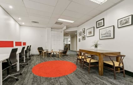 Internal office space for 4  in Bligh Street, Sydney