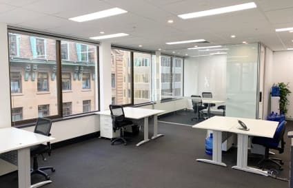 External office space for 13  in Bligh