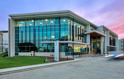 Private Office at Brisbane Technology Park