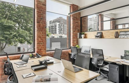 9-Person Private Office - INCENTIVES AVAILABLE ON 6 OR 12 MONTH TERMS