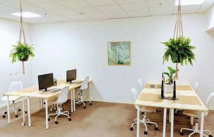 Private Offices + Private Patio 3, 3min walk from Parliament Station
